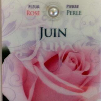 Fleur & Pierre de naissance - Juin