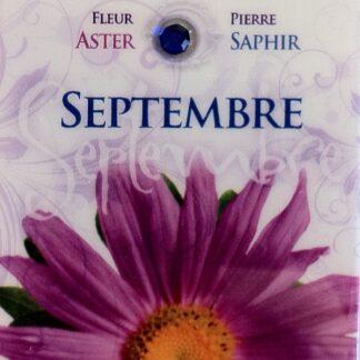 Fleur & Pierre de naissance - Septembre