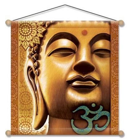 banniere bouddha