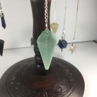 pendule amazonite