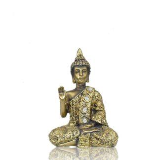 Bouddha - doré