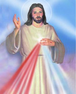 Signet Jésus Miséricorde