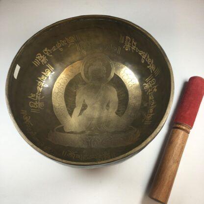 """bol tibétain 7 métaux 8"""""""