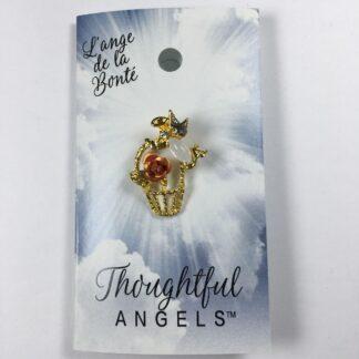 epinglette l'ange de la bonte_a