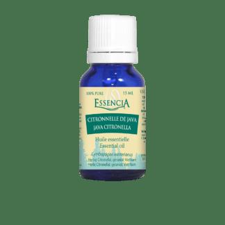 huile essentielle citronnelle de java