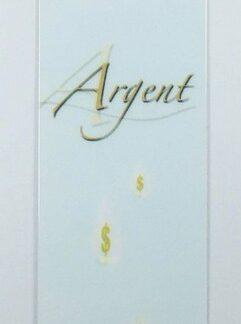 Signet - Argent