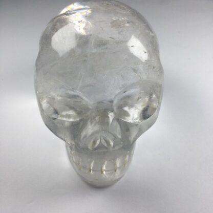 Quartz clair - crâne de cristal