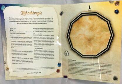 charte pierres lunaires et solaires