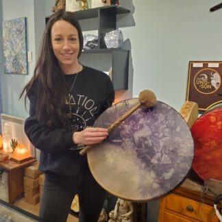 Tambour Unis-Son - violet
