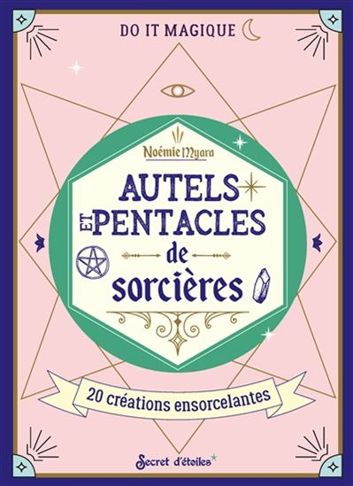Autels et Pentacles de Sorcières